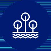 River view icon